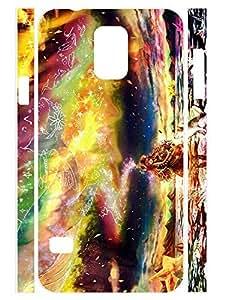 Classy Love Heart Series Individualized Eco TPU Samsung Galaxy S5 I9600 Phone Back Case