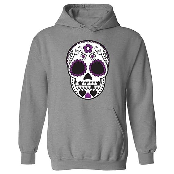 Flip Pour Femme Motif Tatouage Tete De Mort Style Mexicain Pull A