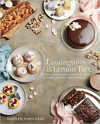 Lamingtons and Lemon Tart