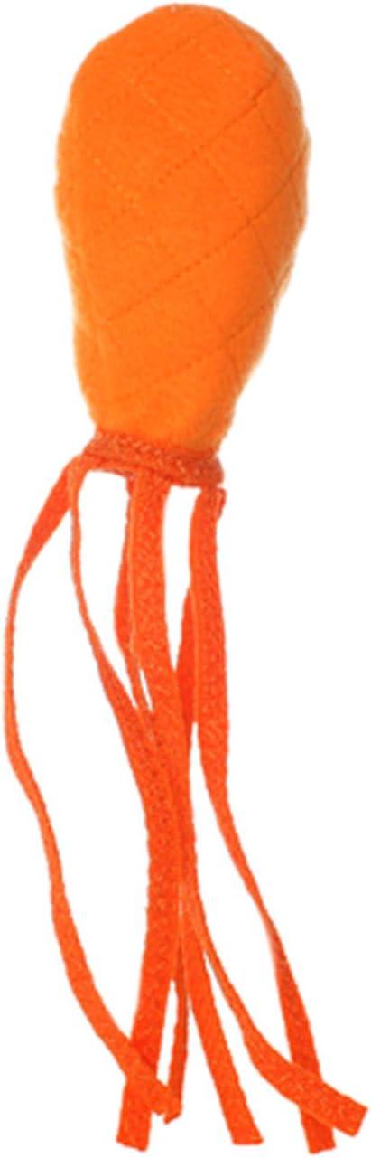 Yellow Tuffy Junior Squid