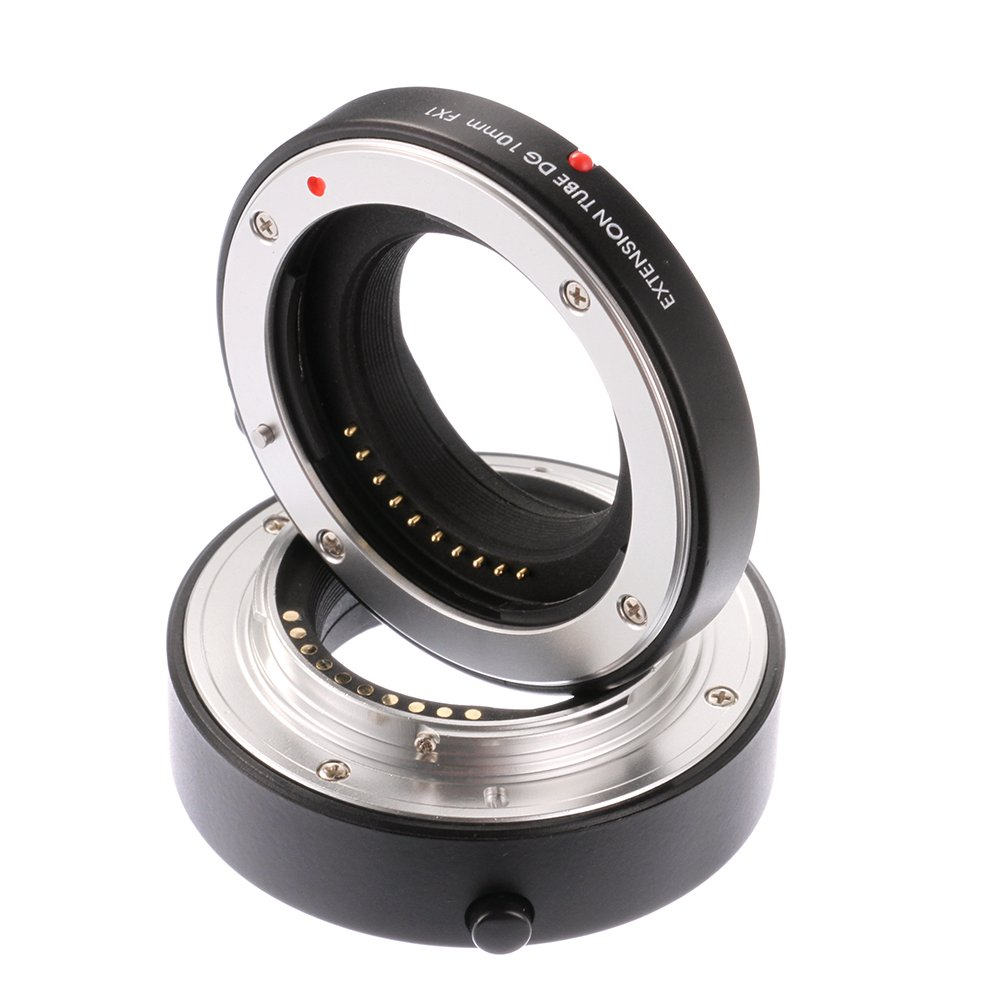 Ruili metal AF automatico tubi di estensione macro 10/mm 16/mm Set DG