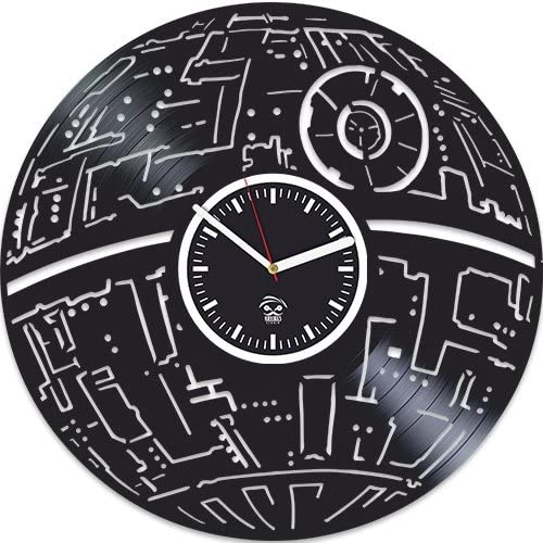 Kovides Star Wars Vinyl Record Clock