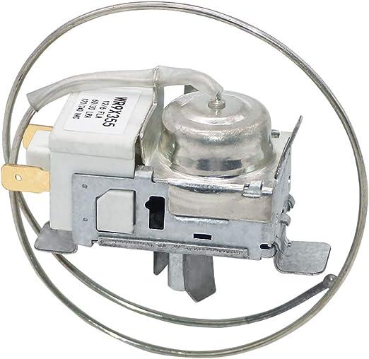 Indesit Réfrigérateur Congélateur C00273262 Kit Thermostat 2 Cont 077B-6839 L.865Mm