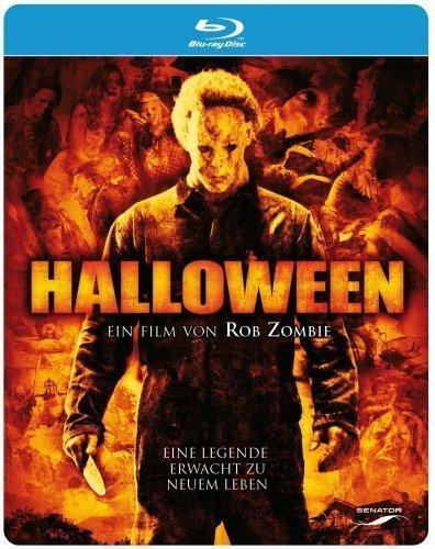 Halloween Blu-ray SteelBook [German Import, Region Free] ()
