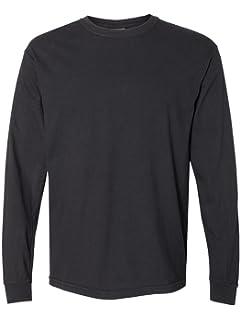 Amazon.com  Comfort Colors Men s Pigment-Dyed Crewneck Sweatshirt ... adf55e3478