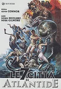 Los conquistadores de Atlantis / Warlords of Atlantis 1978