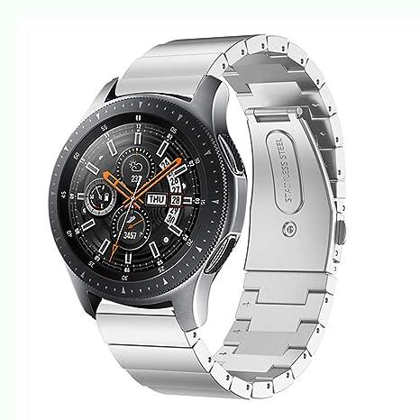 Aimtel Compatible con Samsung Galaxy (46 mm) Correa de Reloj, 22 mm de