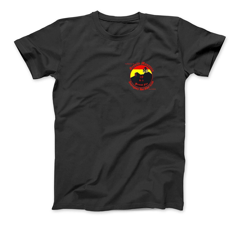 In Memory of The Granite Mountain Hotshot Crew T-shirt Sweatshirt Hoodie Tank Top For Men Women Kids