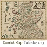 Scottish Maps Calendar 2019