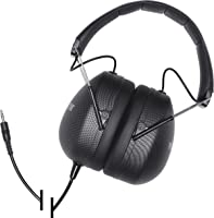 Vic Firth Stereo Isolation Headphones V2 (SIH2) - Best in Noise-Canceling