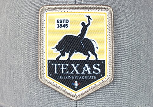 a4434da44d8 Jual Trucker Hat Texas Rodeo Sublimated Patch