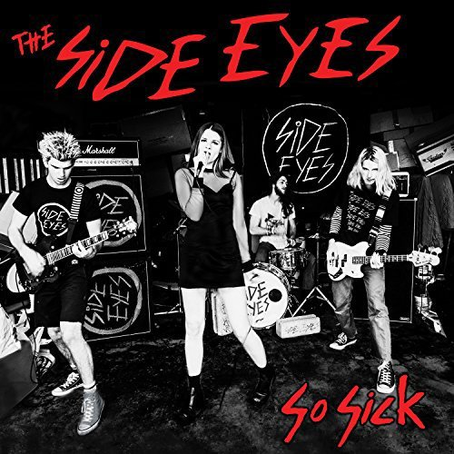 Side Eyes - So Sick (CD)