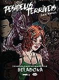 capa de Pesadelos terríveis - Beladona RPG