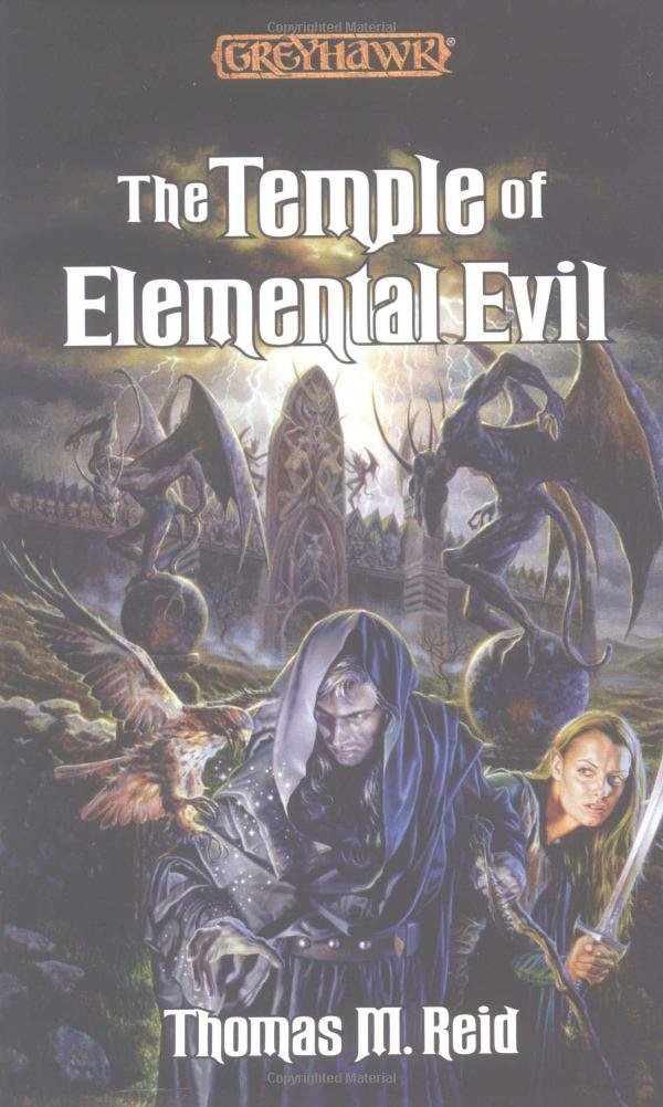 The Temple of Elemental Evil (Greyhawk Classics)