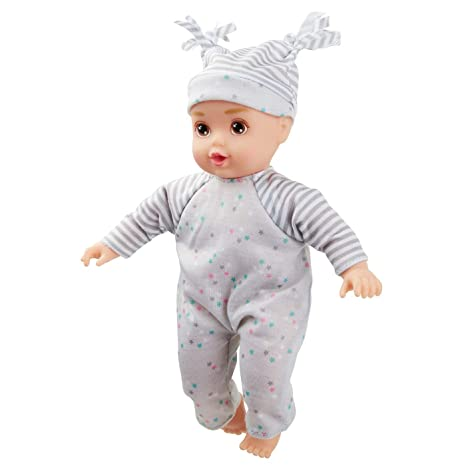 Amazon Com Perfectly Cute My Lil Baby 8 Baby Boy Doll Toys Games