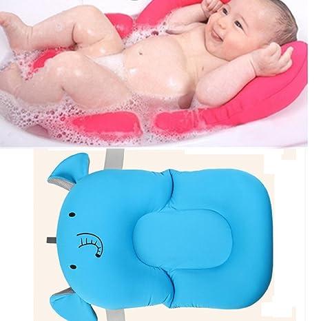 Azer - Almohada para bañera de bebé recién nacido, cojín de ...