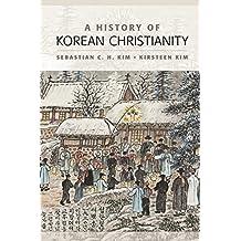 A History of Korean Christianity