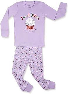 Elowel Kids Cupcake Pajama Set