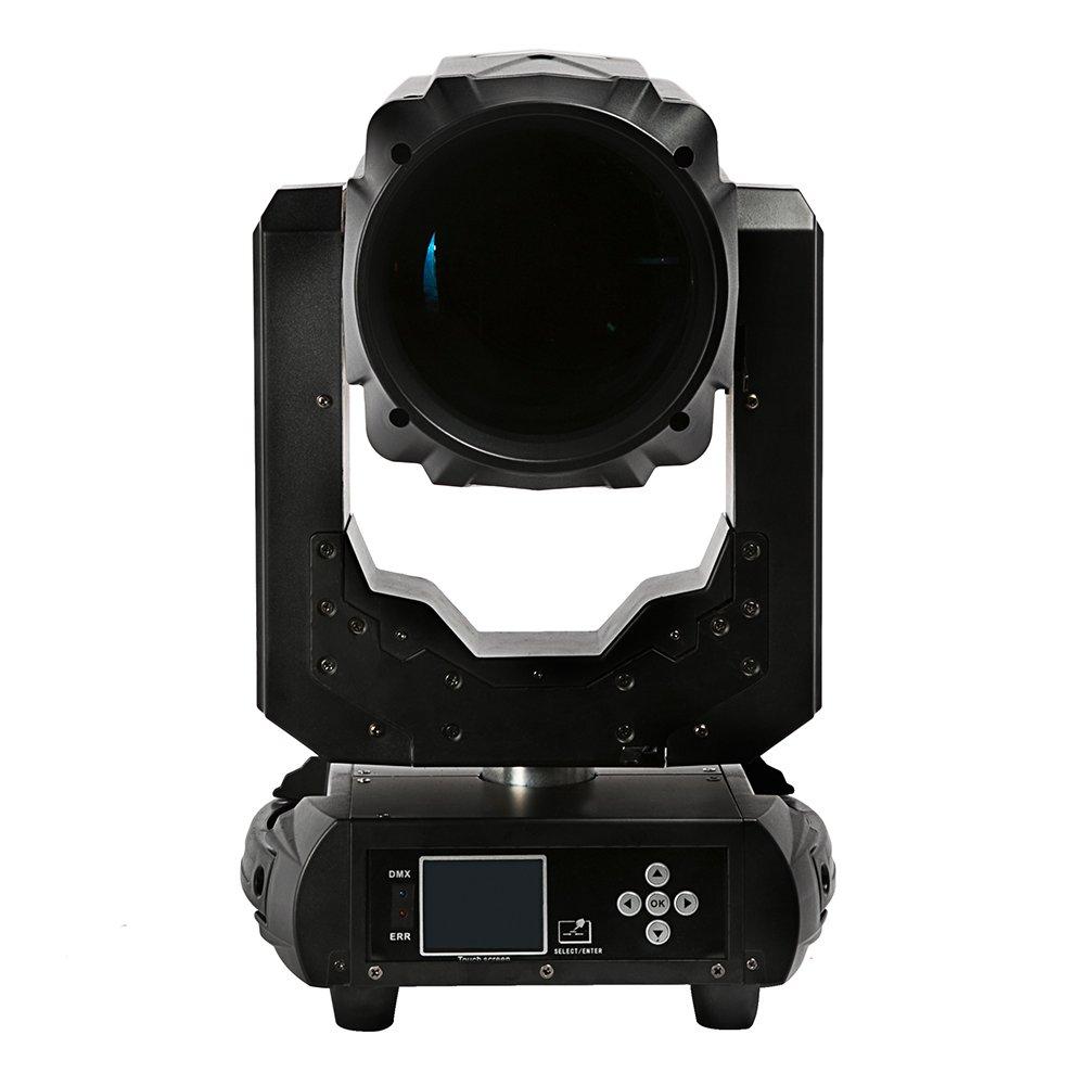 IMRELAX Sharpyビーム9Rムービングヘッドライトダブルプリズムレインボー効果DJディスコステージ260ワットビームライト 1pcs + 1カートン  B07CZBV6WG