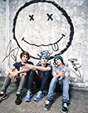 Waterparks band reprint signed autographed 8x10 photo by all 3 RP Awsten Knight