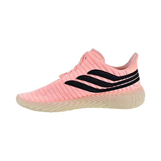 size 40 a28ab 0750f Amazon.com  adidas Sobakov Mens in Clear OrangeCore BlackCrystal White   Shoes