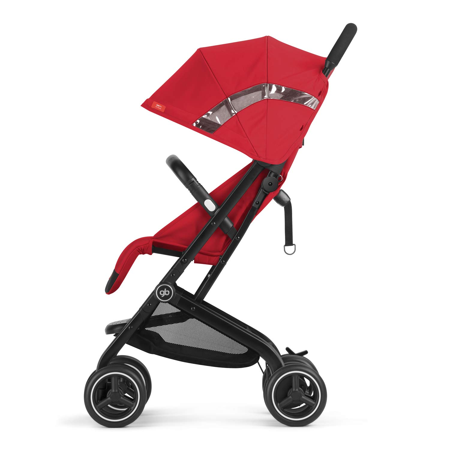 gb 2019 Buggy QBIT+ All-Terrain with Bumper Bar''Night Blue''- from Birth up to 17 kg (Approx. 4 Years) - GoodBaby QBIT Plus by gb (Image #4)