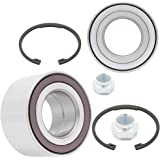 [2-Pack] 510119K - FRONT Driver and Passenger Side Wheel Bearing Repair Kit Compatible With 2013-2019 Buick Encore, 2012-2019