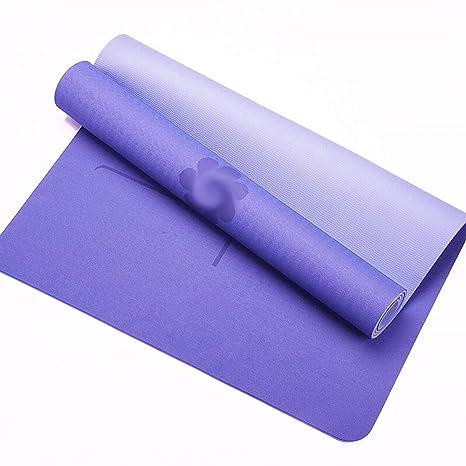 Colchoneta de yoga Estera de yoga / antideslizante, estera ...