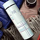 Deal of the Day/Todays Offer Hot & Cold Stainless Steel Vacuum thermas Women Men Tea Filter Tea Thermos Tea For Home,Office,College,etc with 500ml water Bottle Grace