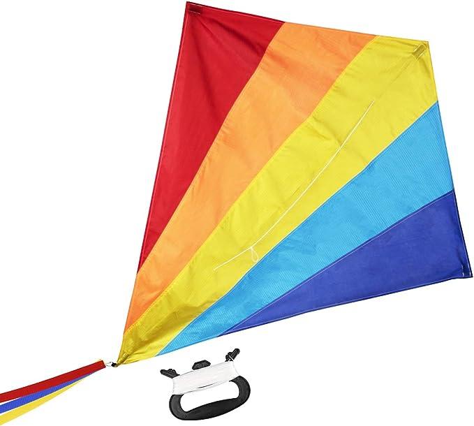 World Smallest Kite Heart shape NEW /& SEALED Easiest kite to fly!