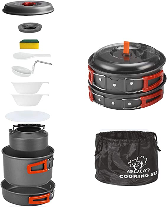 Top 7 Backpacking Food Kit