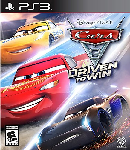 Cars 3: Driven to Win - PlayStation 3