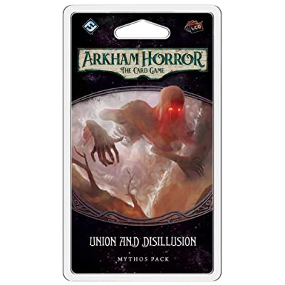 Fantasy Flight Games Ah LCG: Union & Disillusion, Multicolor: Toys & Games