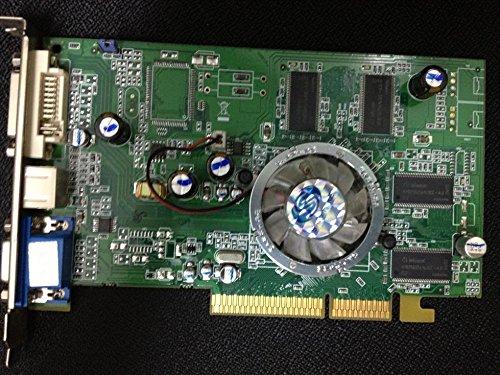 (SAPPHIRE 100577L 1 Sapphire ATI Radeon 9550 256MB AGP with vga fans (Selangor, end time 5)