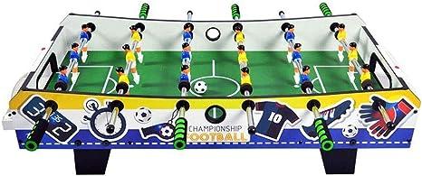 SPPO Mini Futbolín y Air Hockey Juego de Mesa, Mesa de futbolín ...