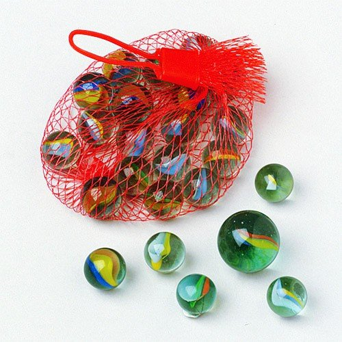 DollarItemDirect Toy Marble Set, Sold by 7 Dozens