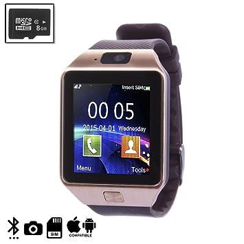 DAM DMIOSN236SD8 - Smartwatch Ártemis BT Compatible con iOS ...