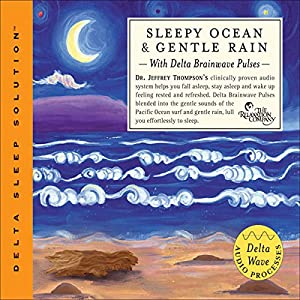 Sleepy Ocean & Gentle Rain Audiobook
