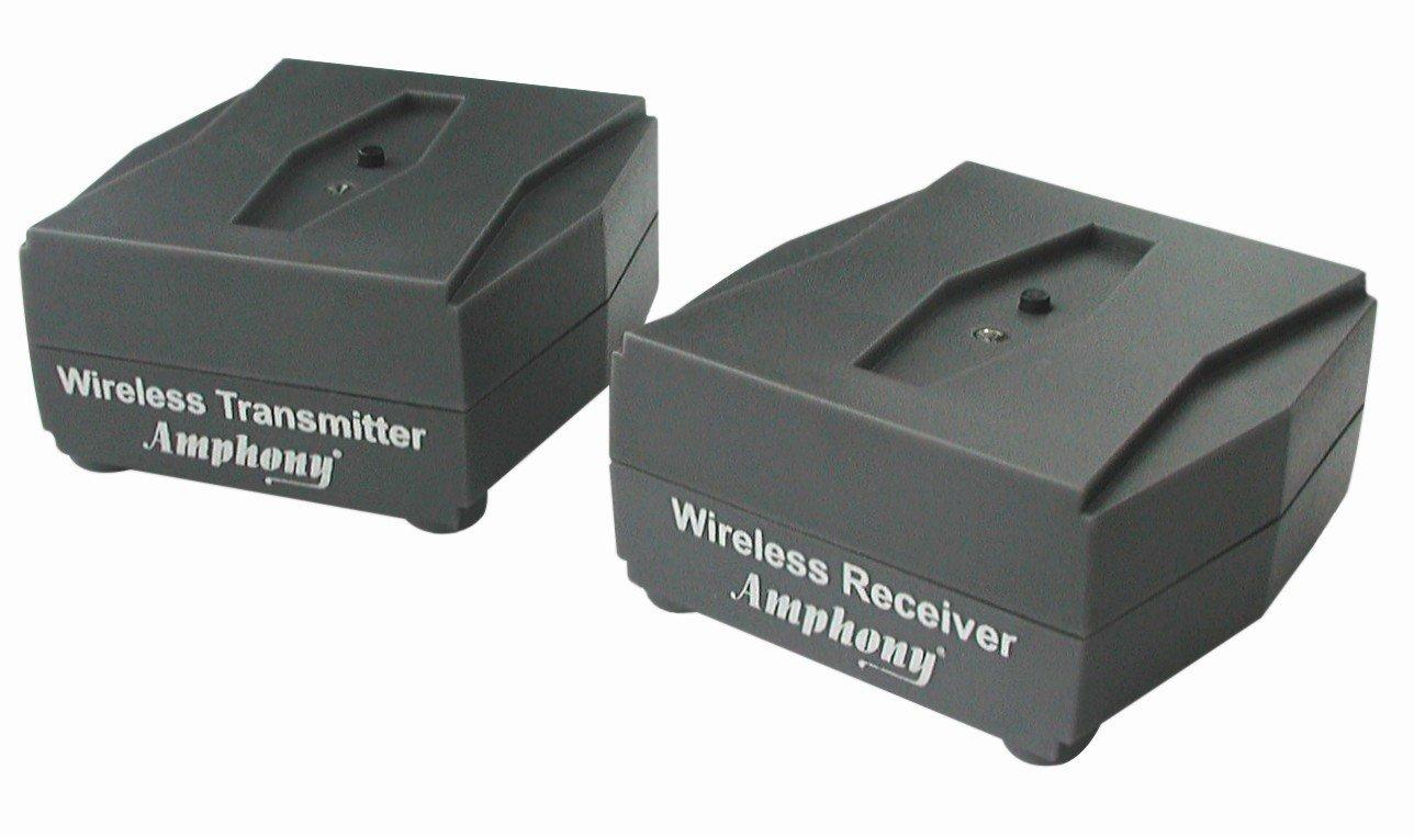 Amazon.com: iFinity Wireless Audio Transmitter/Receiver for ...