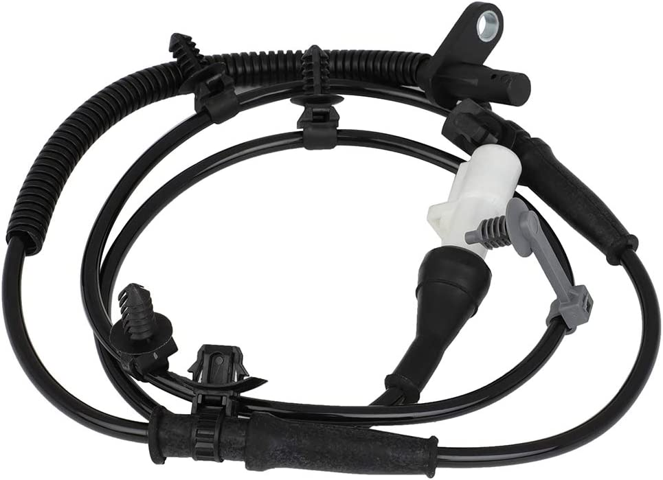 LSAILON 1pcs Front/&Left ABS Speed Sensor Replacement for 2007-2012 for Ford Edge