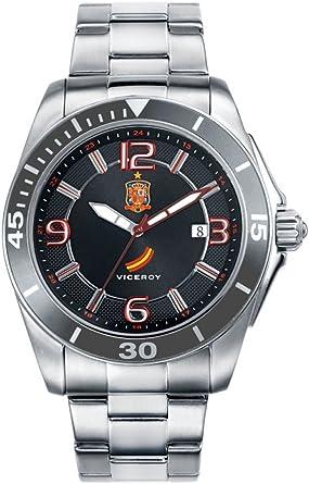 432873 – 55 Reloj Viceroy Selección Española: Amazon.es: Relojes