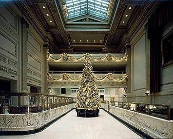 photo christmas treepnc bank buildingbank of americariggs national bank - Bank Of America Christmas Eve Hours