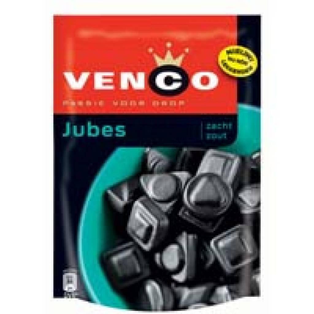 Venco Licorice Jubes 8.4 Oz Bag (Pack of 10)
