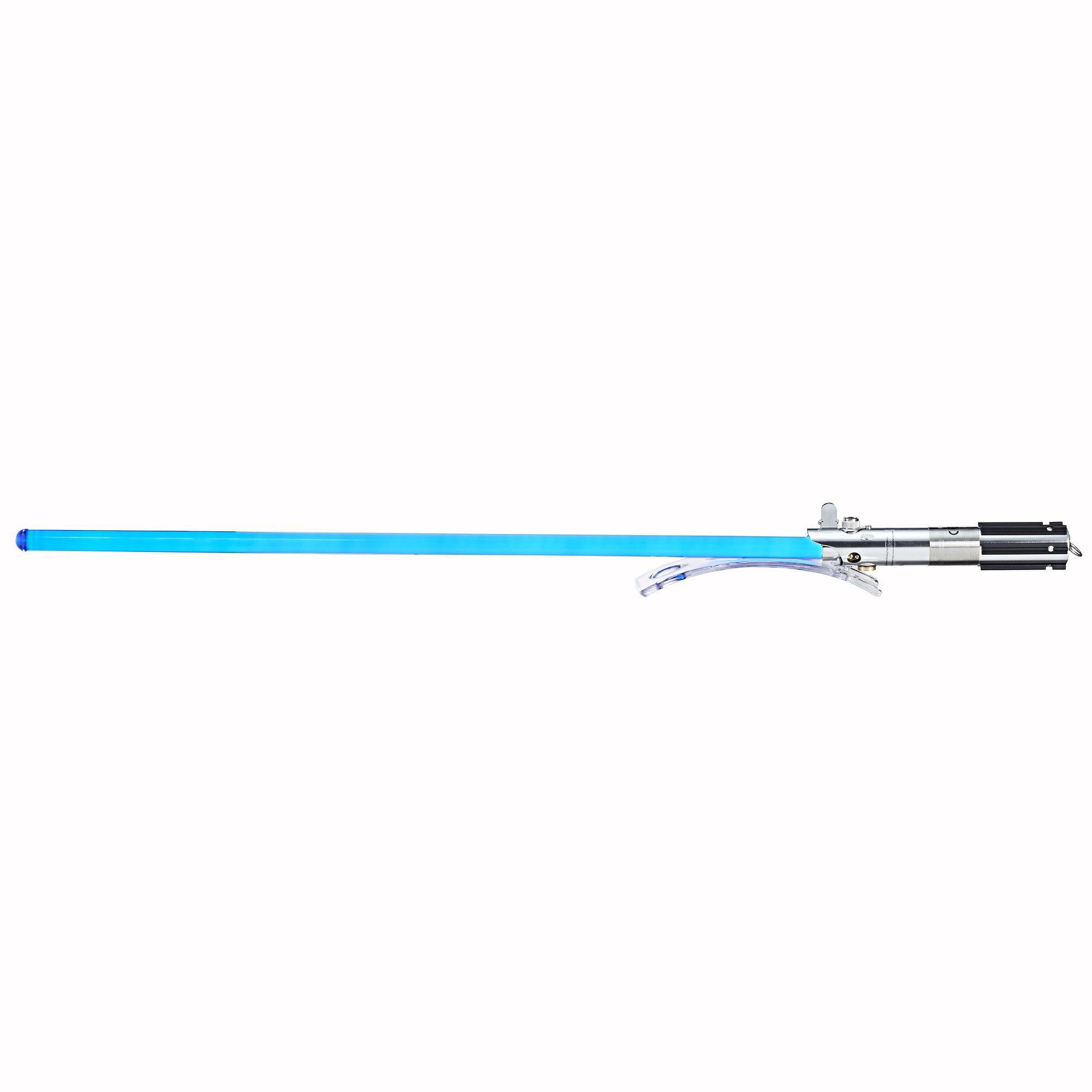 Star Wars: The Last Jedi The Black Series Rey (Jedi Training) Force FX Lightsaber by Star Wars (Image #4)
