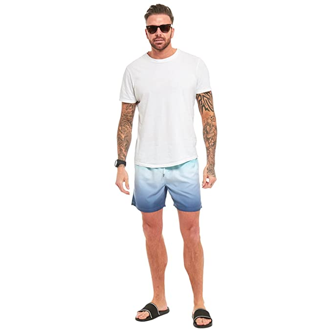 Mens Swim Shorts Swimming Running Sports Gym Summer Holiday Beach Casual Trunks Clothing, Shoes & Accessories