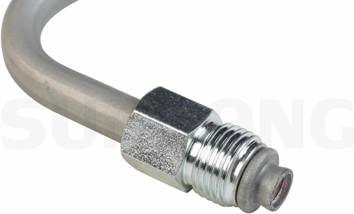 Sunsong 3602307 Power Steering Pressure Line Hose Assembly
