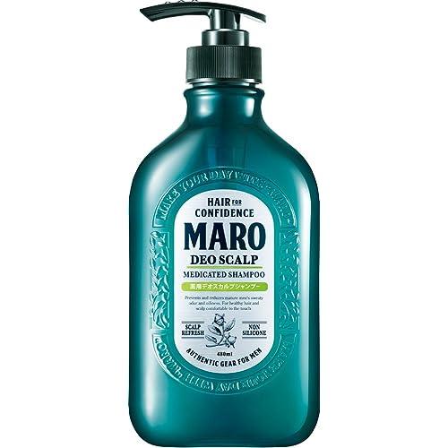Nature Lab MARO 薬用デオスカルプシャンプー