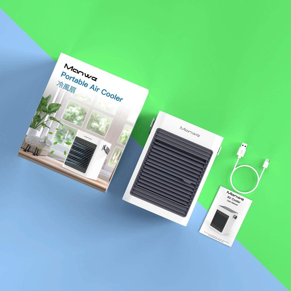 Nouveau Filtre pour Chambre La famillean Bureau Humidificateur Purificateur Climatiseur polaire-Manwe Air Climatiseur Air Refroidisseur Ventilateur Personnelle Mobile Climatiseurs
