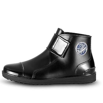 Amazon.com: ZXCVBNM Mens Waterproof Shoes Short Tube Boots Summer ...