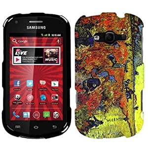 Samsung Galaxy Reverb The Red Vineyard Hard Case Phone Cover